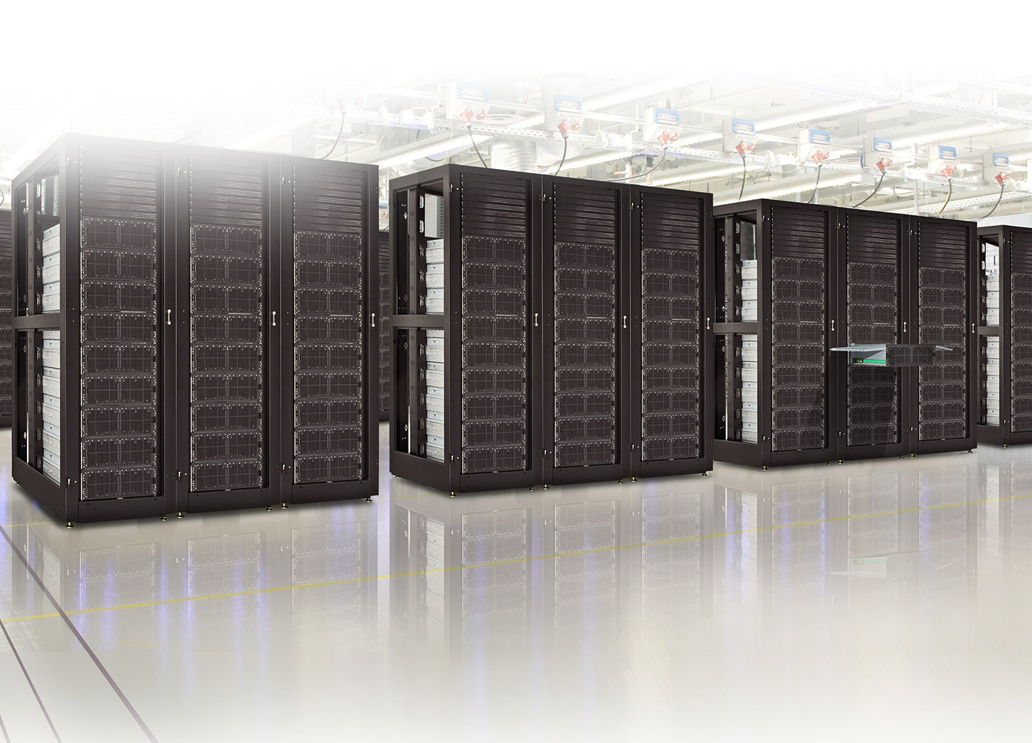 Hundreds of storage servers in production at Sanmina
