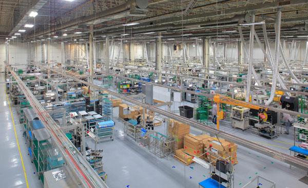 sanmina manufacturing