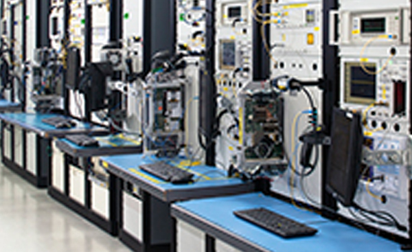 test systems development
