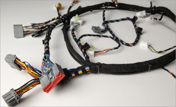 COMPLEX CABLE HARNESSES