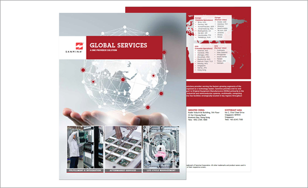 Sanmina Global Services Brochure
