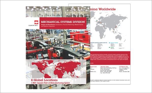 Sanmina MSD Brochure