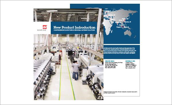 Sanmina NPI Brochure
